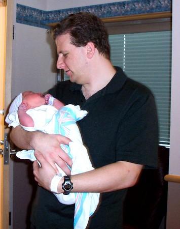 Grant a newborn