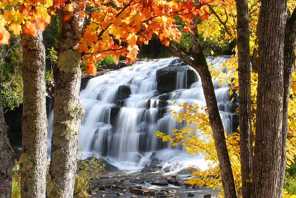 Waterfalls of Northern Wisconsin & Upper Peninsula of Michigan