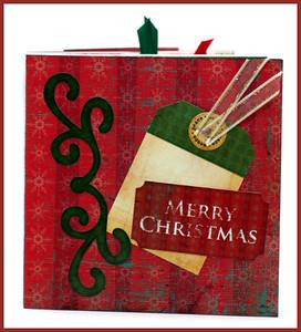 Christmas Flap Book