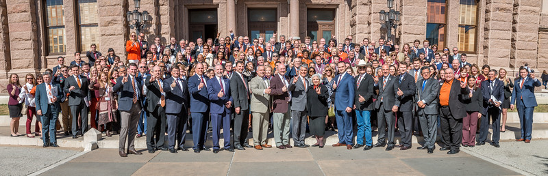 Orange & Maroon Legislative Day
