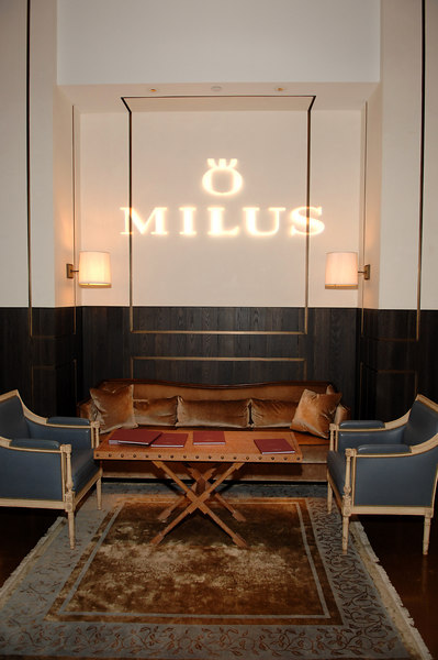 Milus US Launch