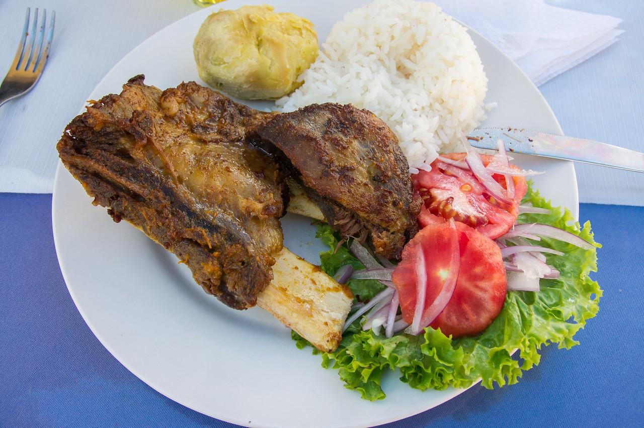 Peruvian BBQ!!