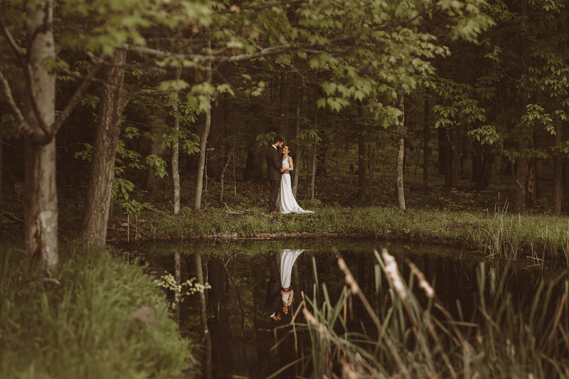 White Hollow Acres Summer Rustic Boho Barn Wedding Upstate New York 112.jpg