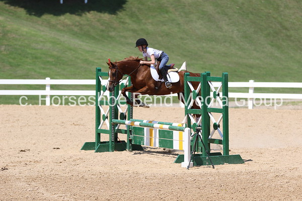 House Mountain Summer Horse Show - Day 1 Wiley
