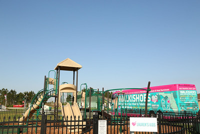 """04-09-14 """"Walk In My Shoes"""" Sexual Assault Awareness Month (SAAM) Press Conference at Bayberry Lakes neighborhood park by Omar Vega"""
