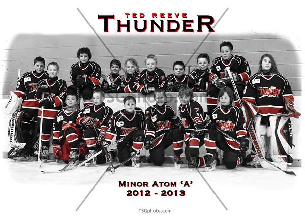 2012-13 TRT Minor Atom 'A'