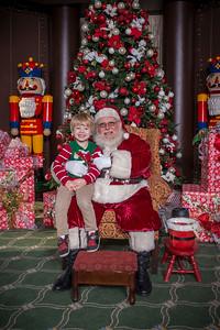 Santa's Visit, November 18th, 2017
