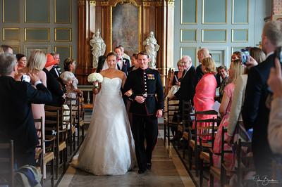 Karoline og Henrik´s bryllup