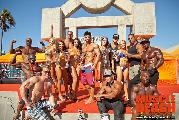 08.23.14  Muscle Beach Nutrition Fitness + Bikini