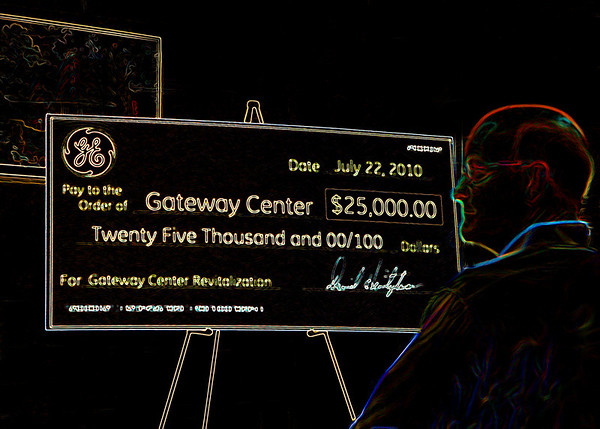 2010 Gateway Center Charity Event