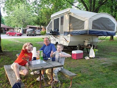 Bear Run Camping Trip