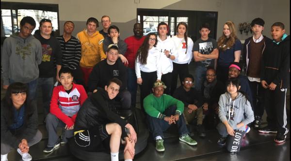 Alternative Sports - Project Week 2015