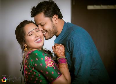Bhargavi + Mahesh