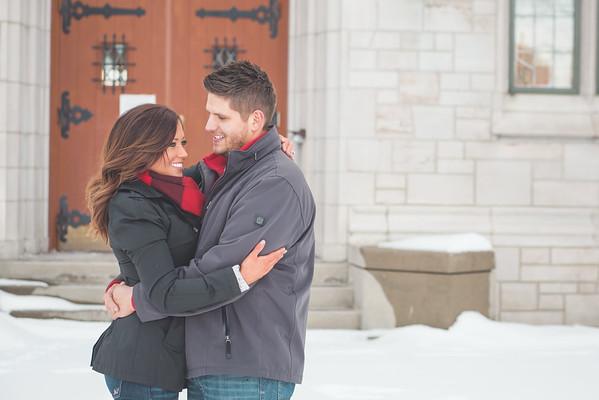 Allison & Jordan   Engagement