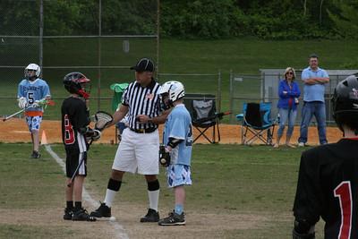 2010 U13 Midgets v Mechanicsville, 4/24/10