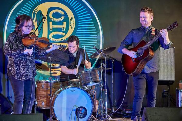 Jon Stickley Trio 12-14-19  at B Chord Brewing Co