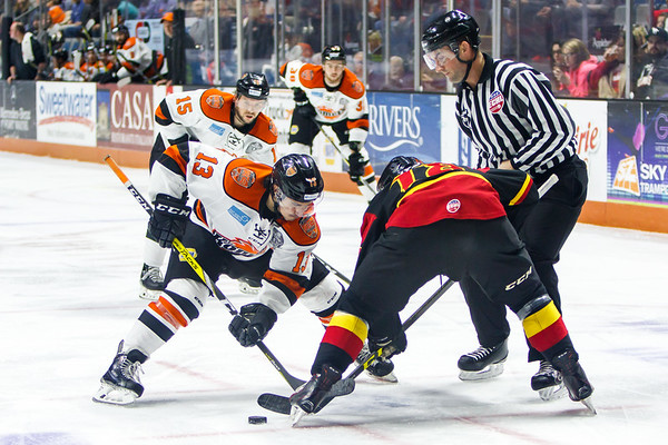 1/15/17 Komets vs. Indy