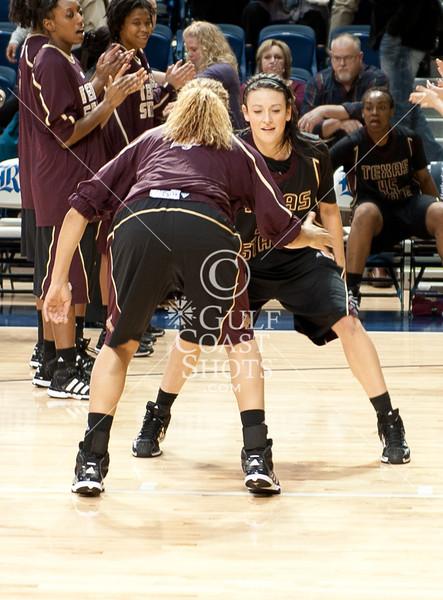 2011-12-16 Basketball NCAA Women's Texas State @ Rice