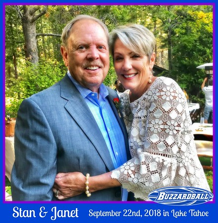 SEPTEMBER 22ND, 2018 | Stan and Janet Brown