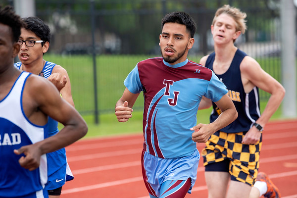 2019-04-04 TJHS Varsity Track District Meet