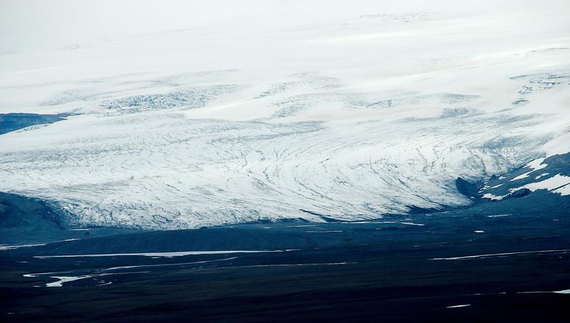 Blágnípujökull í Hofsjökli