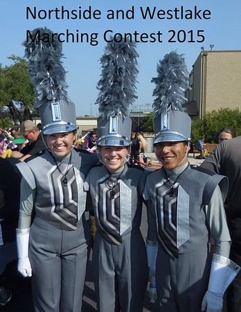 20151010 Northside and Westlake Marching Contest