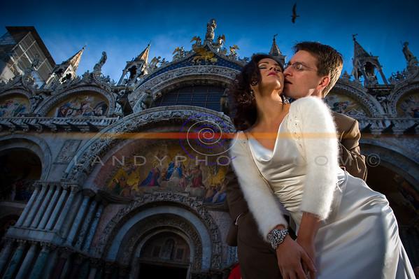 Venice & Paris