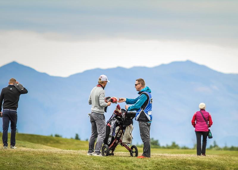 Rúnar Arnórsson, GK.  Mynd/seth@golf.is