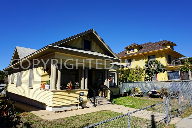 230 20th Street, Sherman Heights San Diego, CA - 1910 Craftsman Bungalow