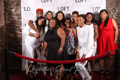 STILLS - Quadhir's Graduation Party @ The Loft, Riverside Manor - Fair Lawn , NJ 6/20/15