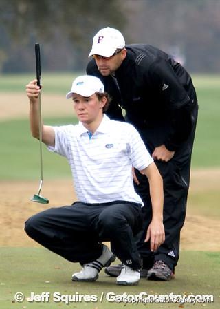 UF Men's Golf, 2/14/09