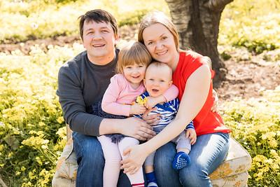 Dudzinskaya Family