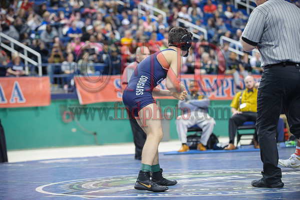 Kyle Montaperto 2A 120 Finals