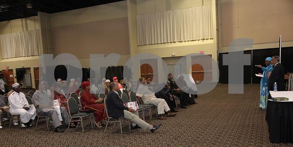 Muslim Convention 09 Day 2: Chicago, Illinois