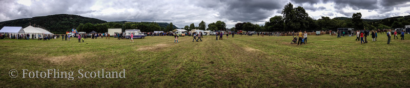 The 2013 Aberfeldy Highland Games 2013
