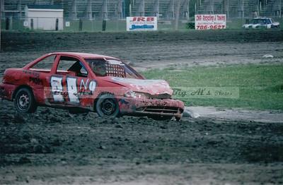 Canaan Dirt Speedway 2008-2009 Bandits