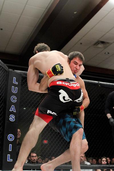 Aaron Morris vs Marc Hummel