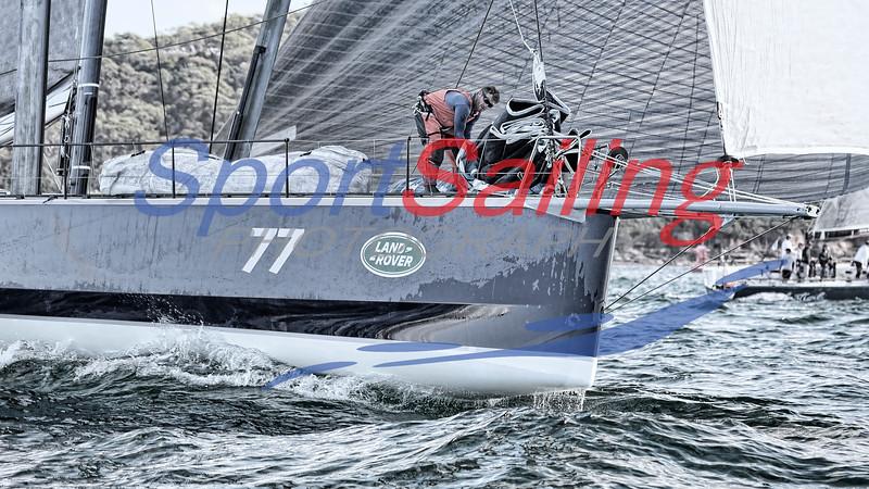 Sydney to Gold Coast Race 2016