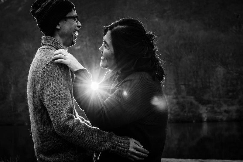 Yeny & Calvin's Engagement Session