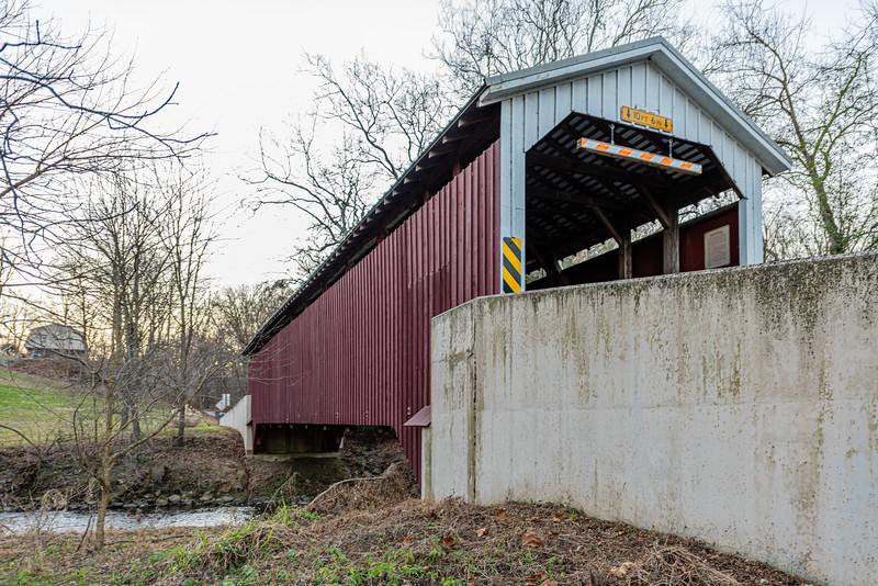 Baumgarder's Mill Covered Bridge