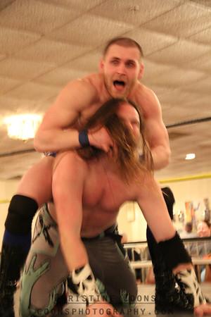 Dan Terry & Jason Rumble vs Beau Douglas & Tim Lennox