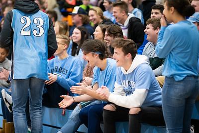 1-14-20 Garber Varsity Basketball