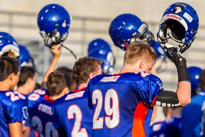 2013 Game09 - Freshman -vs- Simi Valley