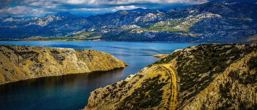 克罗地亚旅途,窗外世界