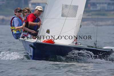 Junior Keelboat Regatta ~ Aug 16, 2009