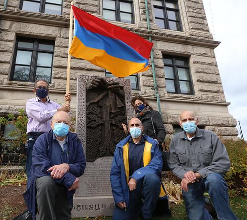 Local Armenians in Lowell 111120