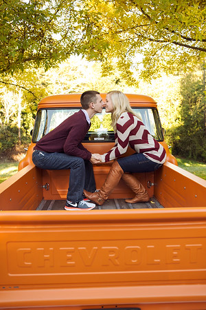 Jake and Kelsey's Engagement Session