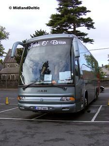 Portlaoise Buses, 22-09-2015