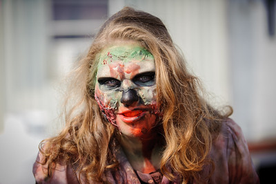 Frightland Model Shoot Out