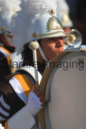 Don Lugo HS @ AFOB2009 Band Review
